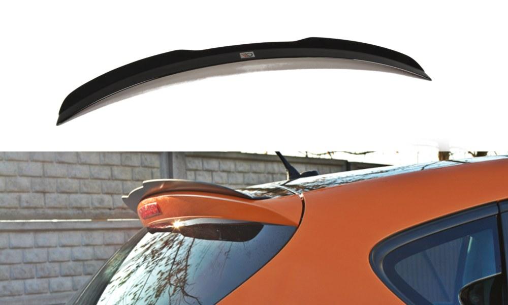 Lotka Lip Spoiler - Seat Leon II Cupra / FR Polift - GRUBYGARAGE - Sklep Tuningowy
